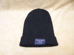 アバクロ メンズ ニット帽 BK 629594660
