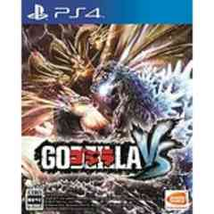 ■PS4『ゴジラ-GODZILLA-VS』