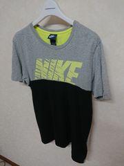 ナイキ/NIKE メッシュ切替Tシャツ M