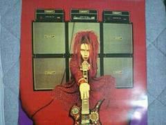 X JAPAN hide ポスター 1993 hideモデル