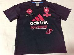 ♯adidas♯アディダス速乾Tシャツ スポーツTシャツ130�Aネイビー