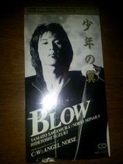 BLOW*少年の翼☆CDシングル美品♪エンジェルノイズ♪