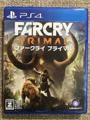ファークライプライマル 美品 PS4 FARCRY PRIMAL