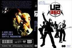 【U2】 シアトル 6.4.2011 ユーツー �A時間超!�ADVD!高画質!