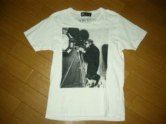 HYSTERIC GLAMOUR×ANDYヒステリックグラマーフォトTシャツS白