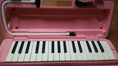 ヤマハ☆鍵盤ハーモニカ☆ピアニカ☆ピンク☆YAMAHA