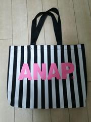 ANAP☆マザーズバッグ☆ストライプ☆