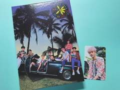 EXO The war kokobop (private ver.) 韓国語盤 チャニョルトレカ
