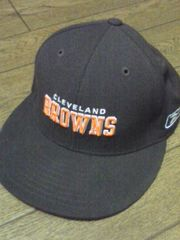 NFL ブラウンズキャップサイズ7