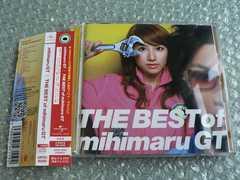 CD+DVD【THE BEST of mihimaru GT】初回盤/ミヒマルGTベスト帯有