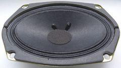 CLARION/ダ円型フルレンジ入力4W2本組未使用完動品