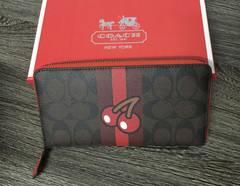 新品 COACH コーチ長財布 F56718 レディース財布