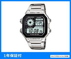 新品 即買い■カシオ CASIO デジタル 腕時計 AE1200WHD-1A★