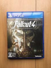 PS4 Fallout4 フォールアウト4 美品