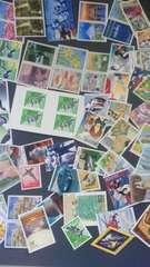 80円切手バラ色々60枚新品未使用品  8060