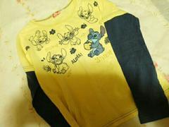 ☆160�p☆スティッチ☆Tシャツ☆