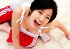 上戸彩  L判写真1枚☆G-3