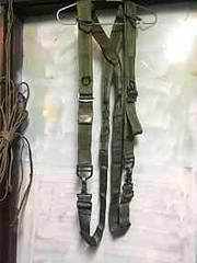 ベトナム戦争米軍STABOハーネスレプリカ品