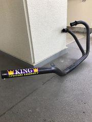 ホーク バブ CB250T用 キング管 KING管