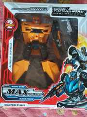 KING OF DISTORTION MAX POWER 変身ロボット