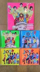 【SMAP】☆JOY!!☆5枚セット☆