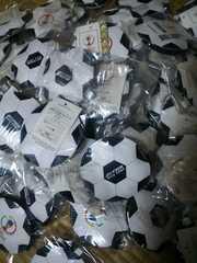 ★激安★在庫処分2002年FIFAワールドカップ記念小銭入れ10個セット!!