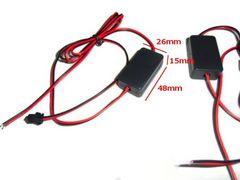 2個セット!LED字光ナンバープレート用イグナイター/予備・交換用