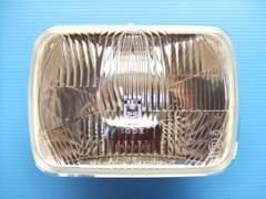 新品1個マーシャル角目ヘッドライト旧車 角目2灯ヘッドランプ