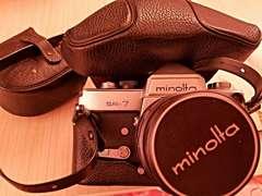 minolta SR-7★ミノルタ★カメラ★ケース付き