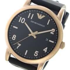 エンポリオアルマーニ クオーツ メンズ 腕時計 AR11097