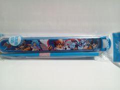 イナズマイレブンGO引きフタ箸箱セット新品お箸とケースのセット