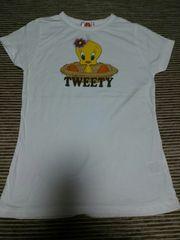 トゥイーティー Tシャツ 新品 tweety