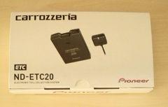 新品未使用 カロツェリア(ETC)ND-ETC20