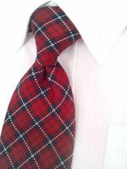 *お子様用 ネクタイ*ジュニア サイズ《シルク・日本製》