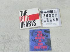 2枚組CD ブルーハーツ in USA '89〜'91 ベスト '95 全20曲 甲本ヒロト 帯無