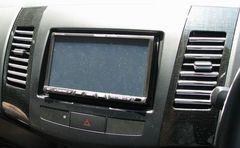 高級感!!エアコンダクトメッキモール車内を簡単ドレスアップ