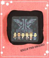 EXILE THE SECOND☆ミニポーチ黒