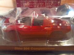 フェラーリ3 ディーノ 206 コンペティツィオーネ ★京商サンクス限定★