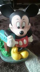 ミッキーマウス 貯金箱
