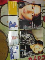 堂本光一2002-2003ポストカード付きカレンダー