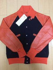 nitraid CLUB JACKET 2(NAVY×ORANGE/L)(10A/W)