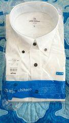 ★新品☆ワイシャツLL(XL)サイズ!ボタンダウン(長袖)