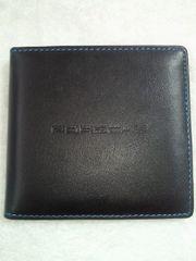 自動車 PORSCHE ポルシェ Macan マカン 限定 カードケース ブラック 箱 財布