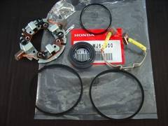 (4)CBX400FCBR400FCBX550Fセルモーターブラシセット
