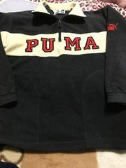 美品 PUMA フリーストップス 130