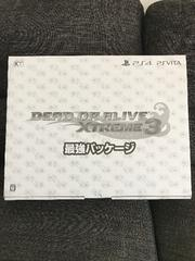 DEAD OR ALIVE Xtreme 3 最強パッケージ 美品 PS4 vita PSVR