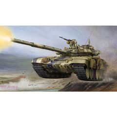 トランペッター 1/35 ロシア連邦軍 T-90A主力戦車 鋳造砲塔