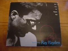 レイ・ヘイデンCD「BACK FROM THE RAGGEDY EDGE」RAY HAYDENOPAZ