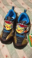 新品ポケットモンスタースニーカーシューズ靴定価約\2700ピカチュウ