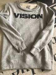 VISON140スウェット